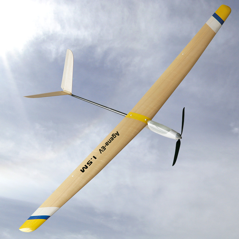 Art Hobby Designer And Producer Of Gliders And Electro